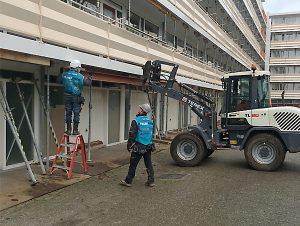 wvl betonboringen bouwen