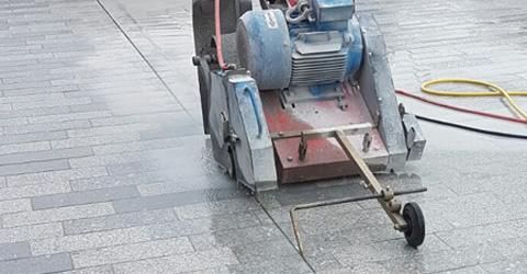 betonzagen - W.V.L. Betonboringen B.V.