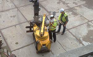 wvl betonboringen veiligheid