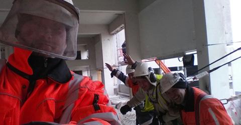 W.V.L. Betonboringen Veiligheid